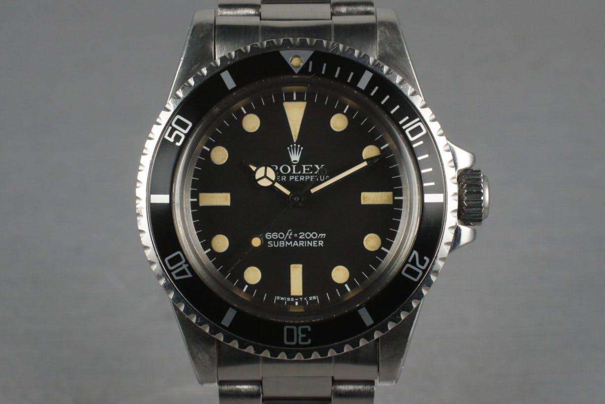 Rolex Submariner Ref: 5513