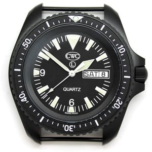 CWC SBS Diver Issue in Black PVD Coated Steel