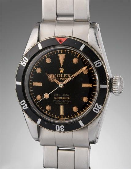 Rolex Submariner Ref: 6538