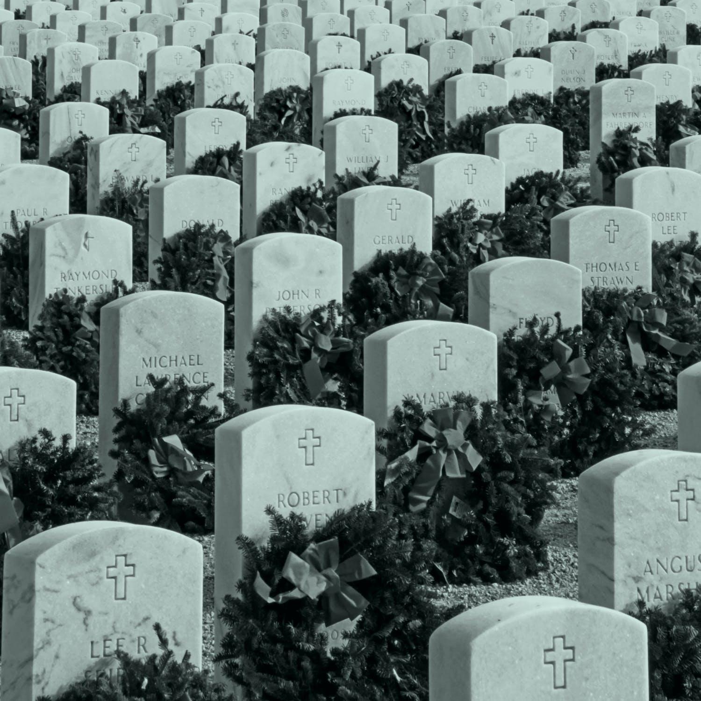 Symmetrical graveyard