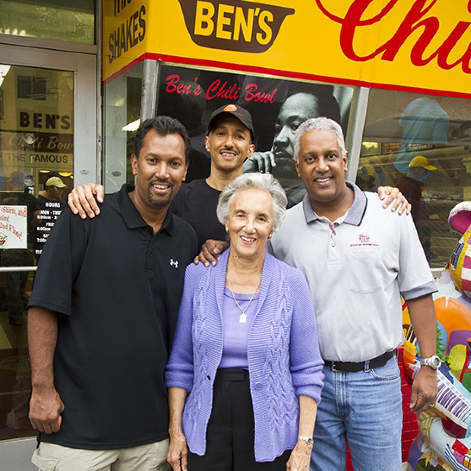 Virginia Ali: Dedicating Ben's Chili Bowl to Philanthropy