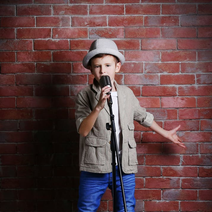 I Was a Stand-Up Comedian as a Child: Here's Why I Stopped