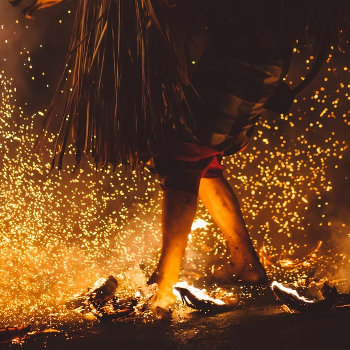 Firewalking: My Baby Died in My Arms and My Partner Blamed Me