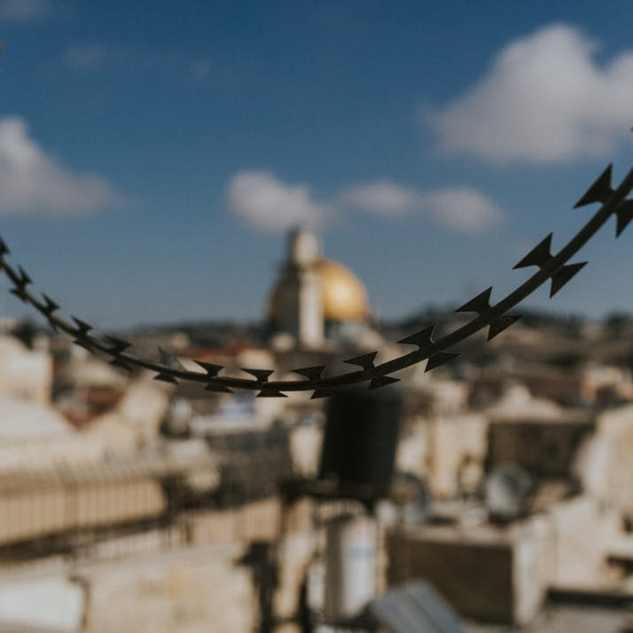 My Jewish Perspective: Free Palestine