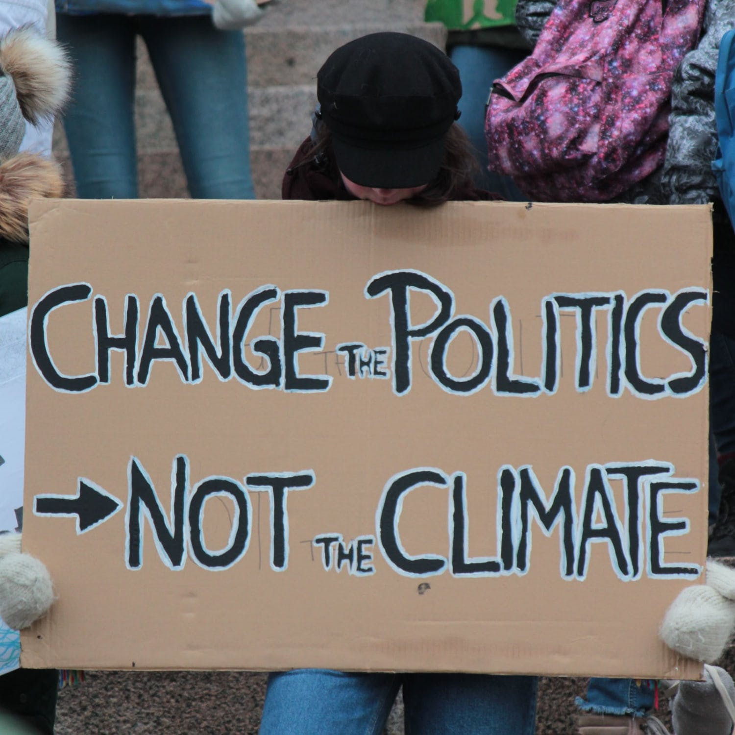 Saving the Environment Is Not a Political Issue