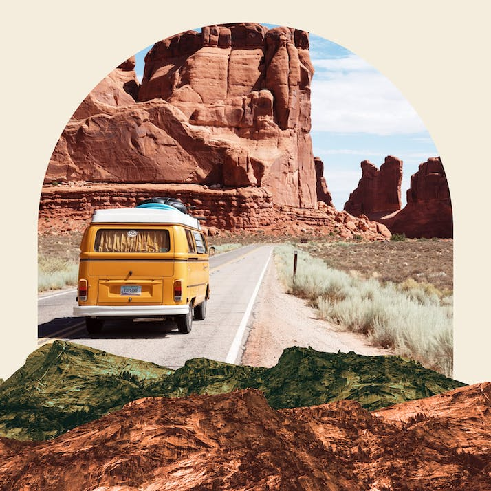 A Westward Road Trip Changed Our Lives Forever