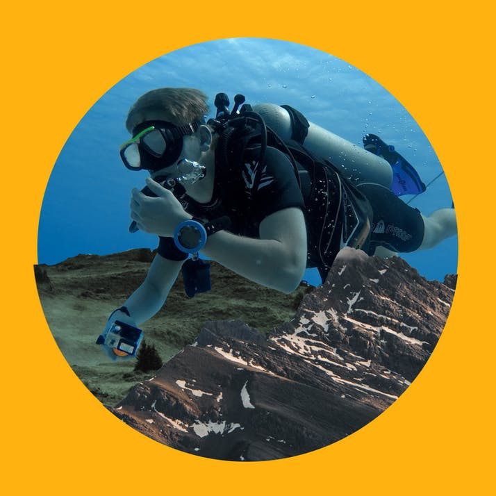 My Passion for Scuba Diving Has an Environmental Cost