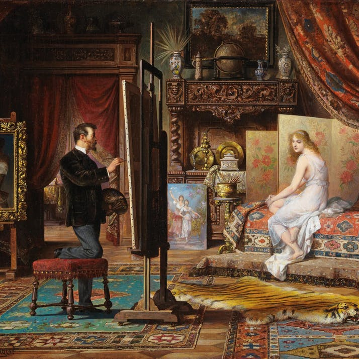 What It's Like to Work With a Master Painter
