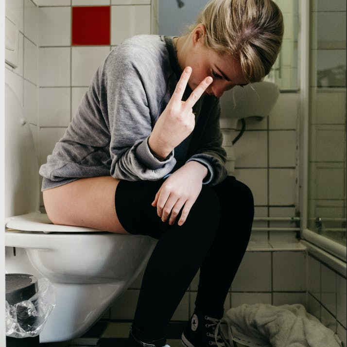 My Poop Horror Story: How I Hid a Turd From My Boyfriend