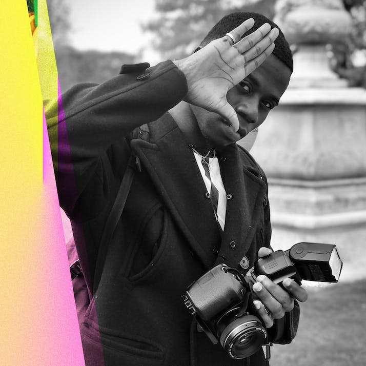 How the Digital Revolution Upended My Path as a Fashion Photographer