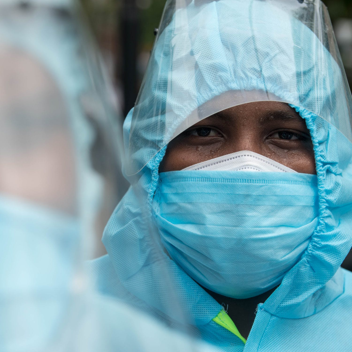Report From India: What the COVID-19 Pandemic Is Like Right Now