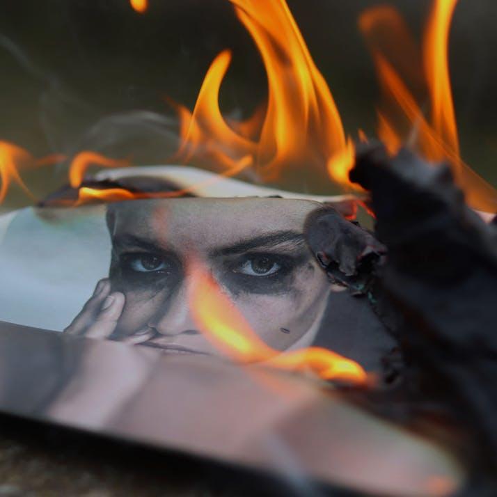 An Apartment Fire Burned My Art—I'm Still Healing