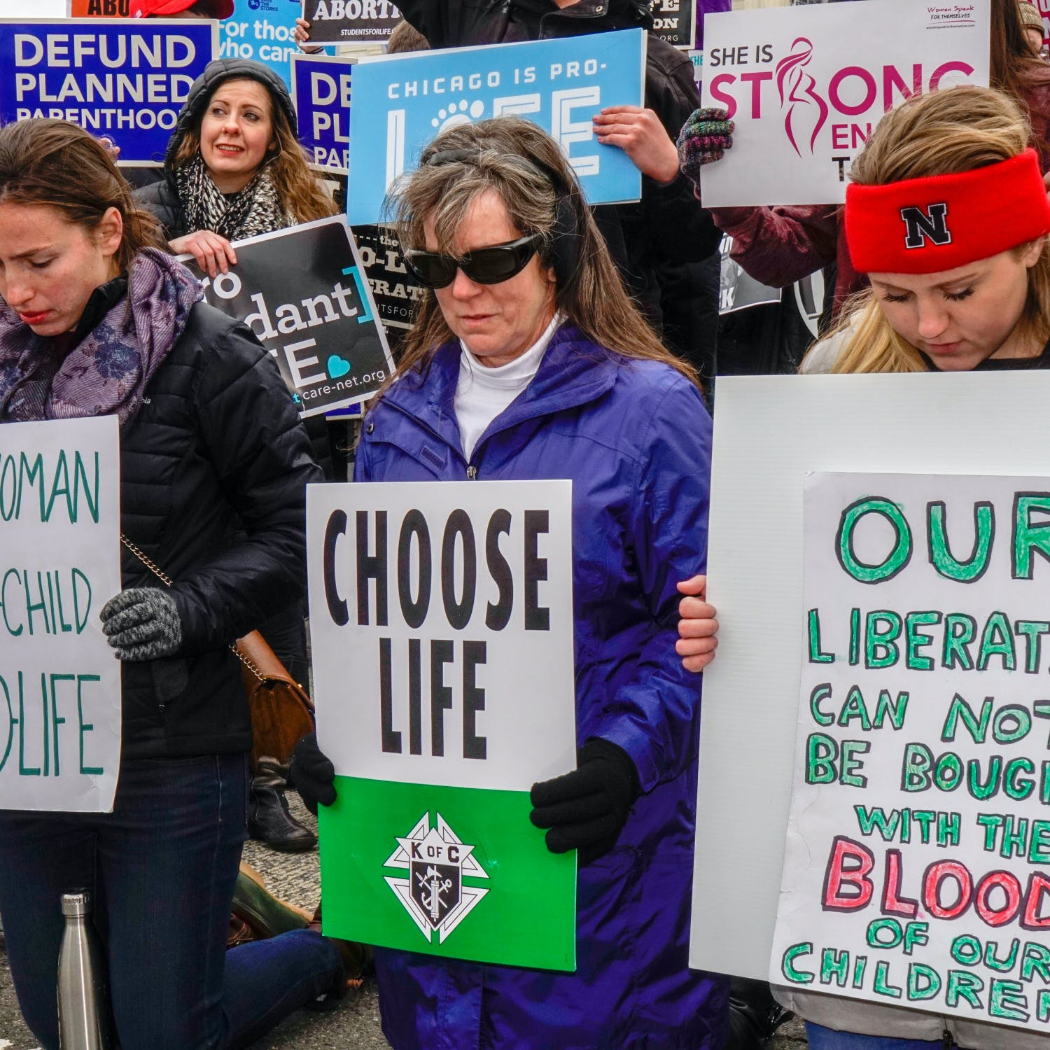 Why I Vote Pro-Life: I Helped My State Outlaw Abortion