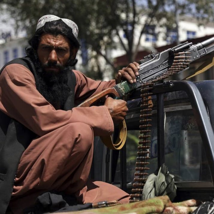 The Taliban Just Waltzed Back Into Afghanistan: What Was My Military Service For?