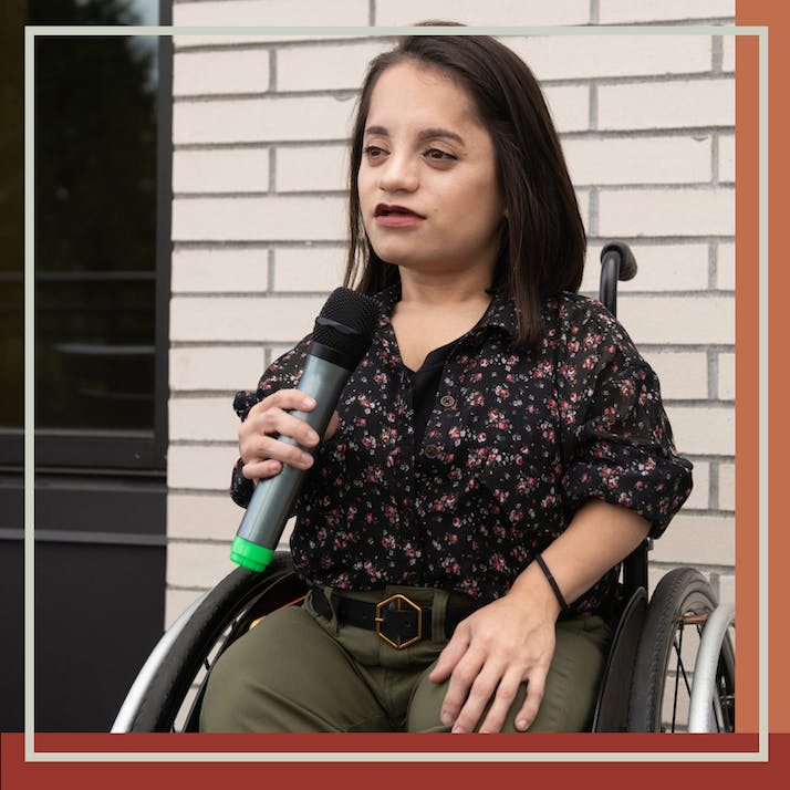 I'm Disabled: We Need and Deserve Equal Rights