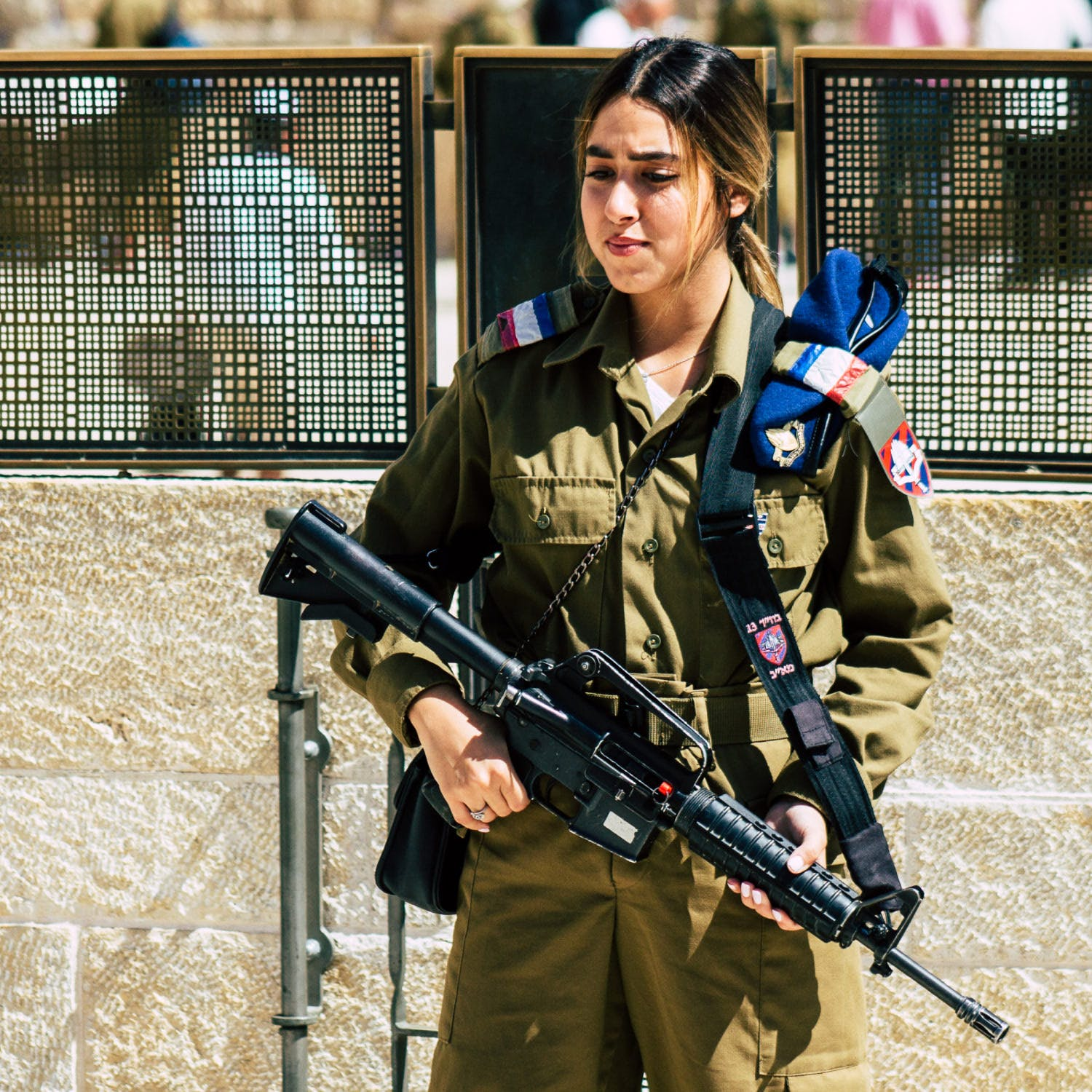 What It's Like as a Jewish Woman Inside the IDF