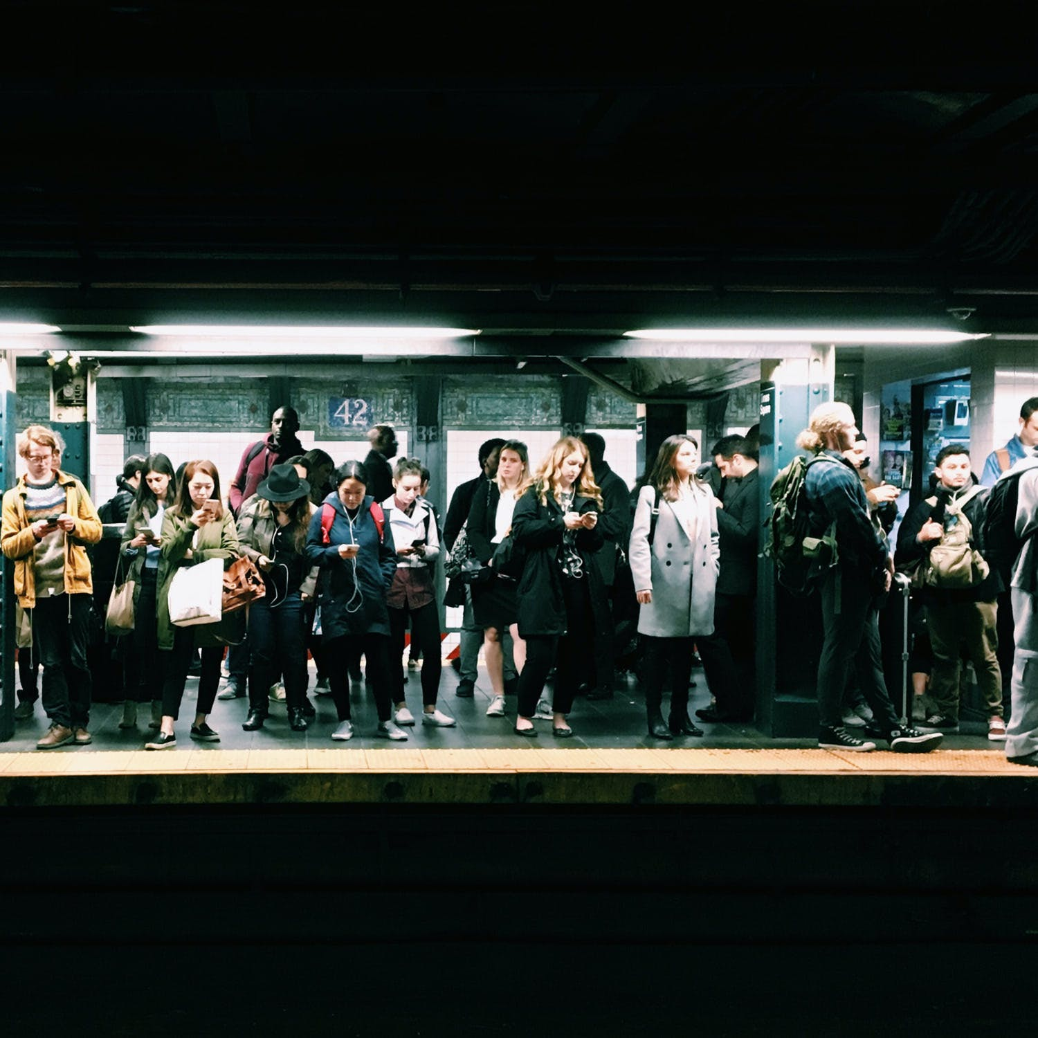 I Was Followed on the Subway and a Stranger Saved Me