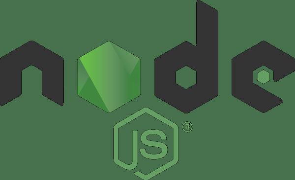 Logo oficial de node.js