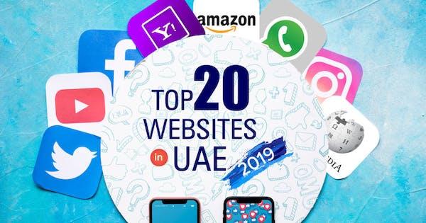 top uae websites of UAE 2019