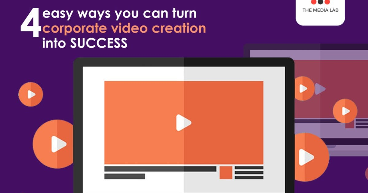 Easy ways to to turn your corporate video into success