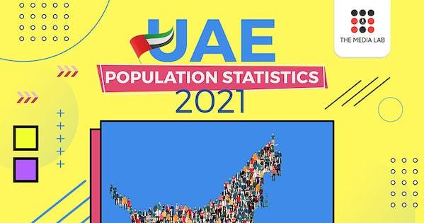 UAE Population Statistics 2021