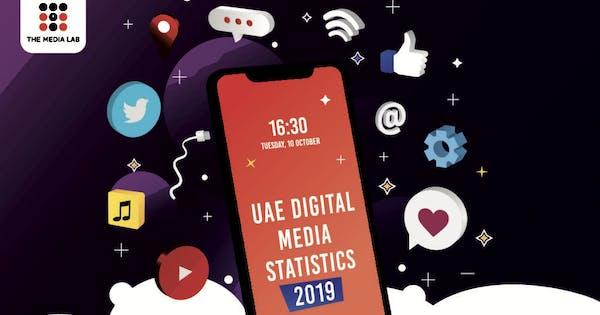 UAE Digital Media Statistics 2019