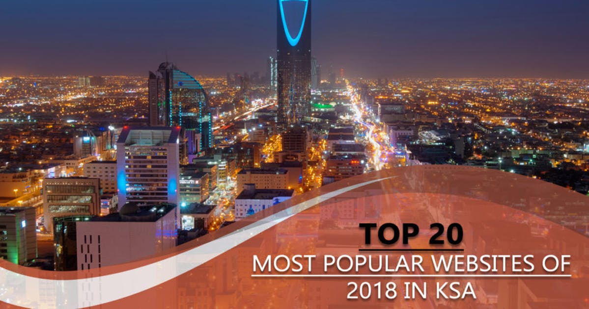 Top KSA websites