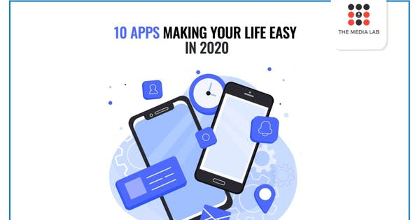 10 apps making your life easy in 2020