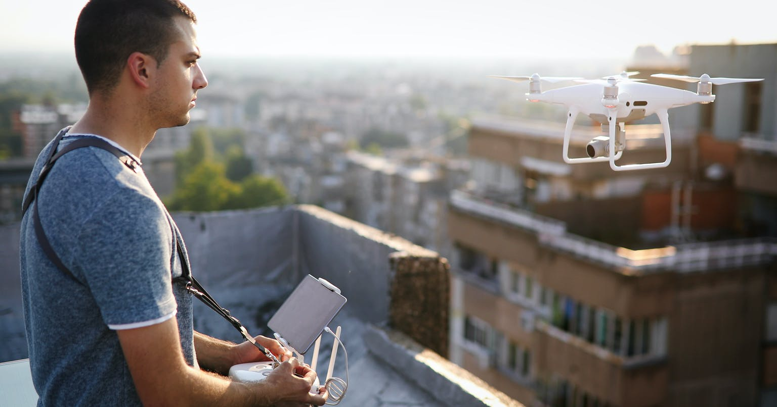 Aerial Drone Videography services Dubai