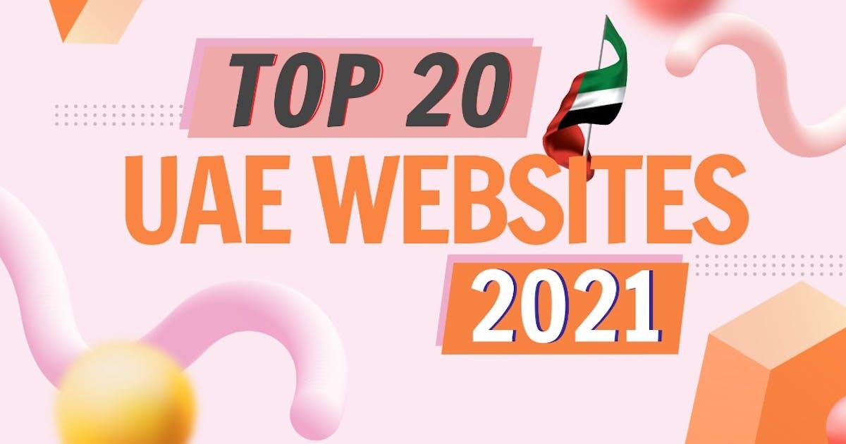 Top 20 UAE Websites 2021
