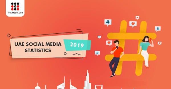 UAE Social Media Statistics 2019
