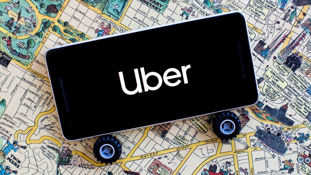 uber app logo