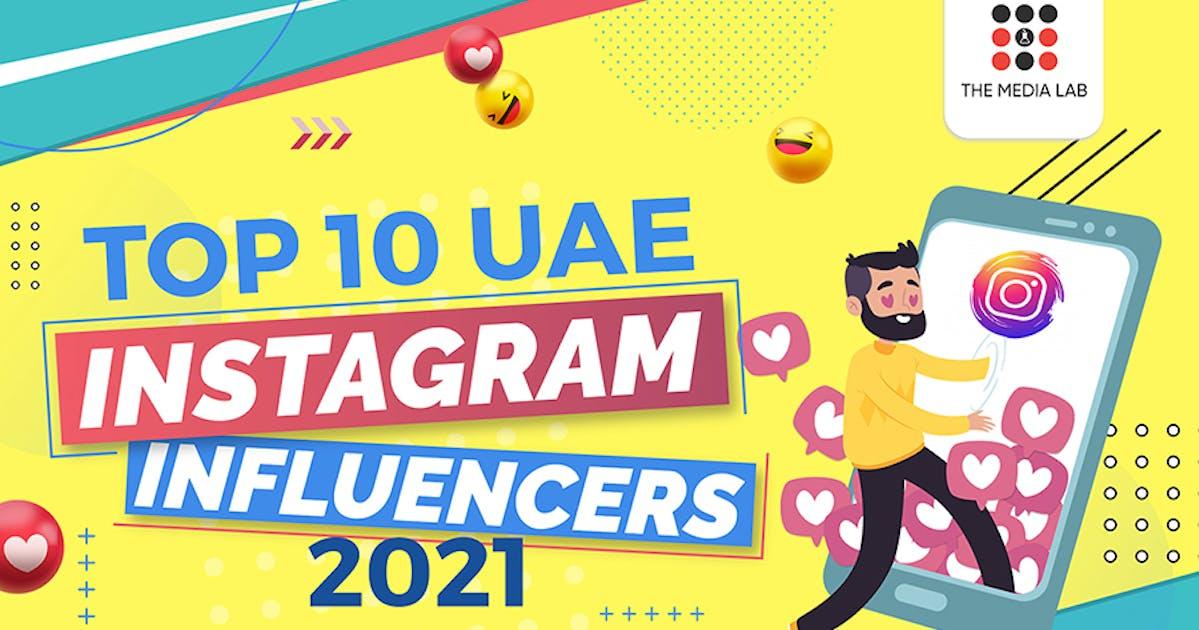 The Media Lab - Instagram Influencers 2021