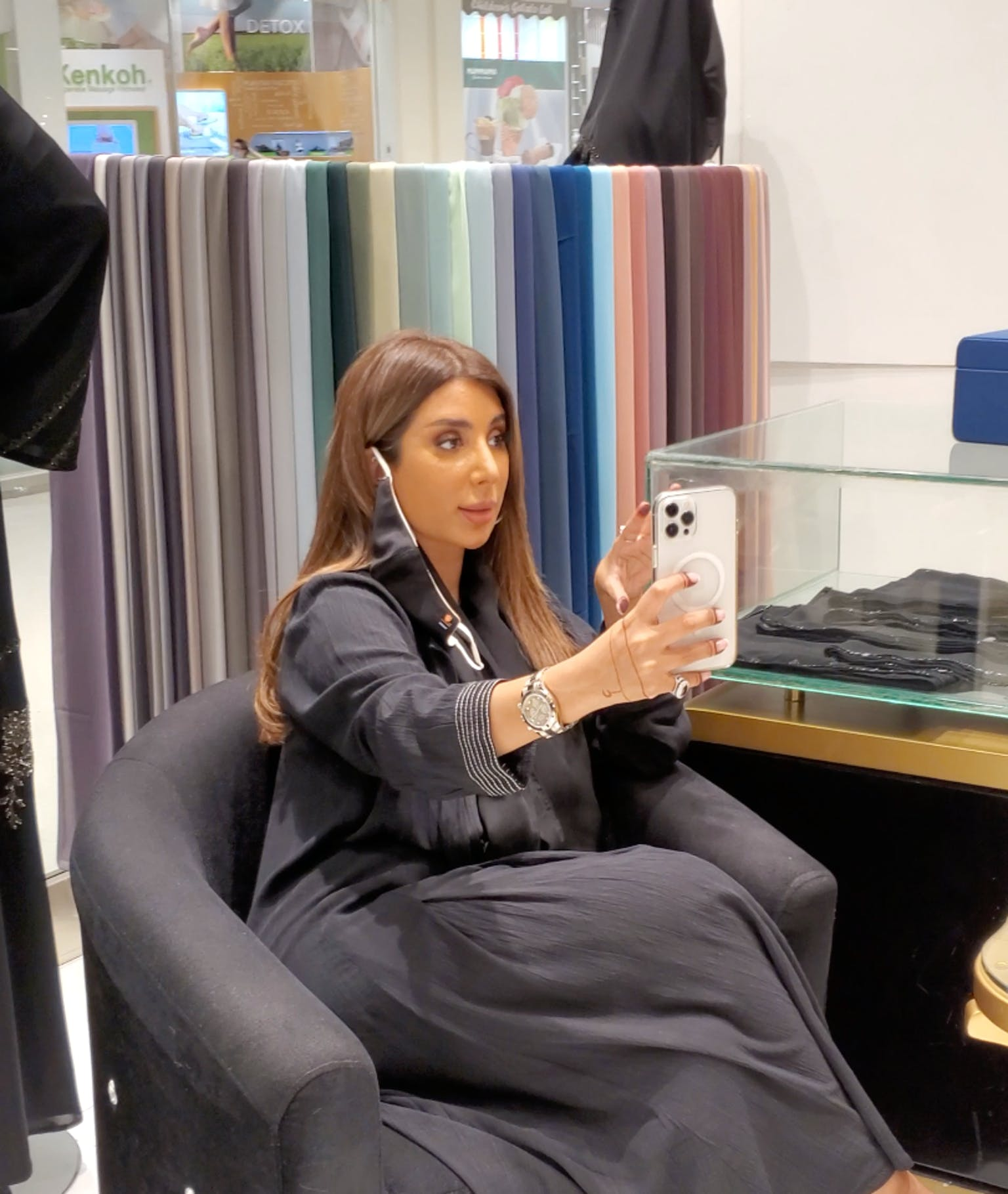 The Media Lab partnered with Mariam AlYassi (@Mim_design) for Louzan Group