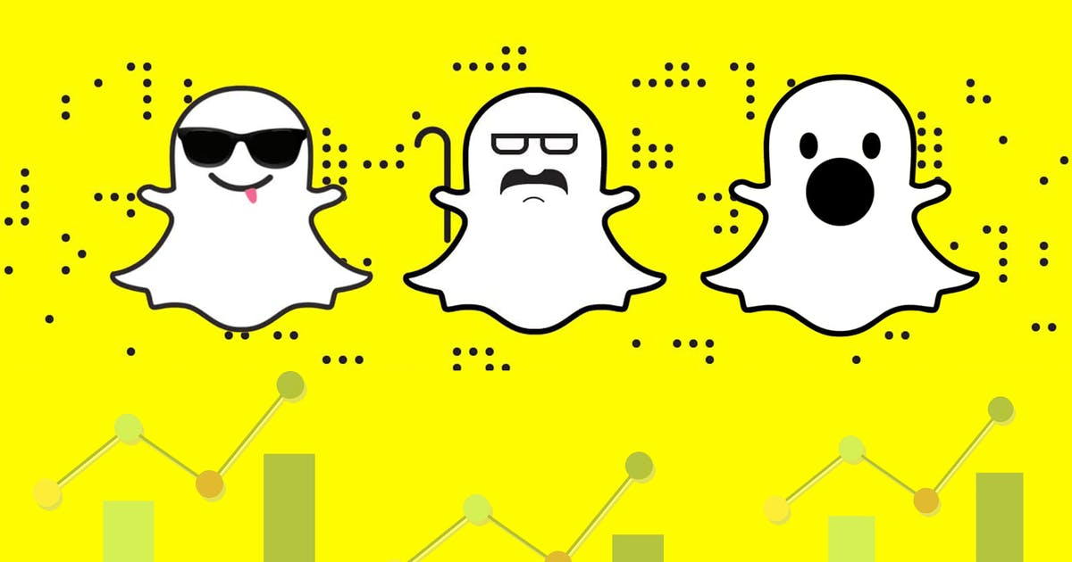 Important Snapchat stats and demographics worldwide