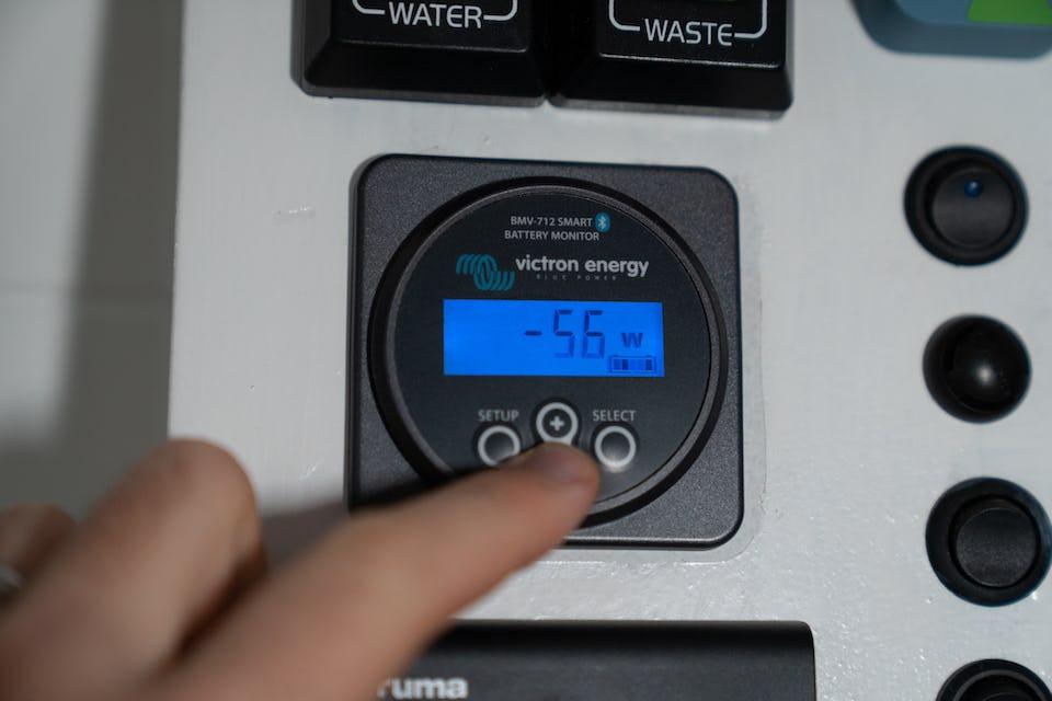 Victron energy smart BMV