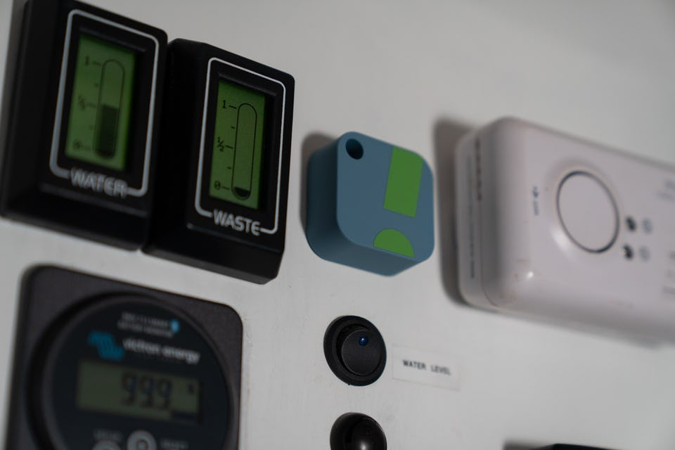 SensorPush temp monitor