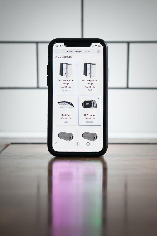 Electrify on Mobile