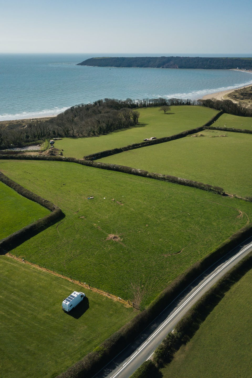 A CL site in the Gower