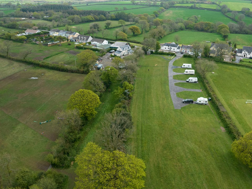Rivendell CL Site - The Caravan and Motorhome Club