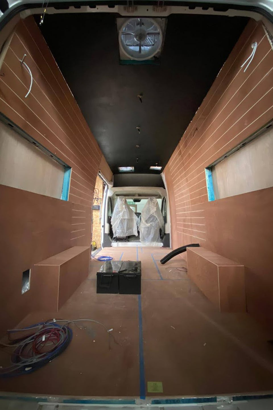 Vanlife Conversions - The Road Two Spoons