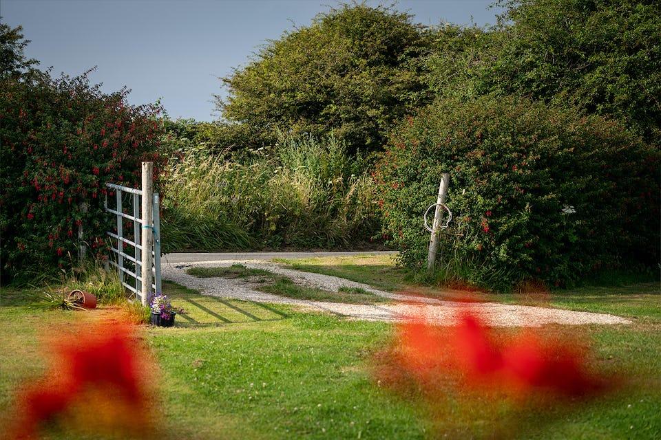 Resthaven Farm CL Site Entrance