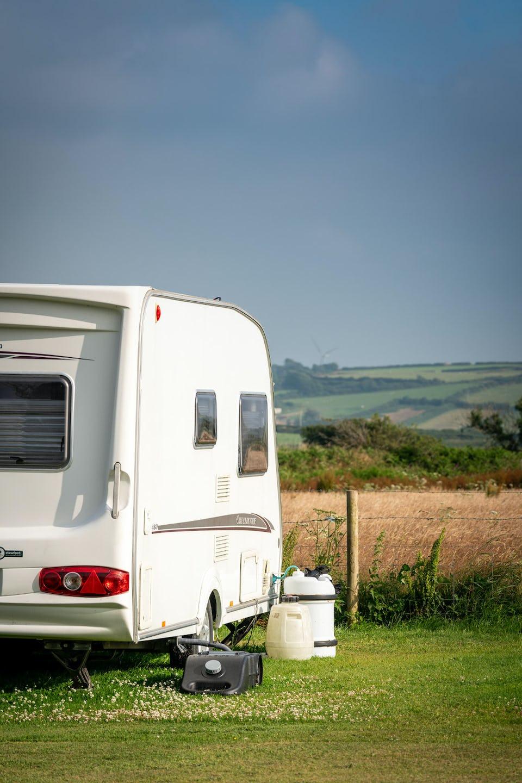 Resthaven Farm CL Caravan