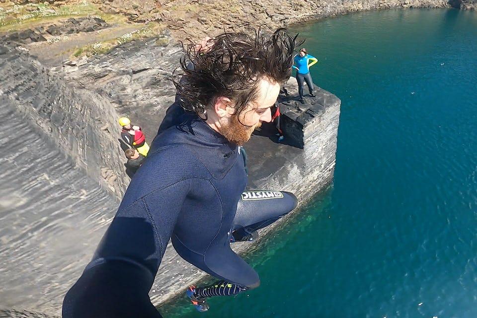 Llandigige Fawr CL - The Blue Lagoon