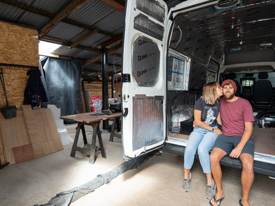 Vanlife Conversions Review - The Road Two Spoons