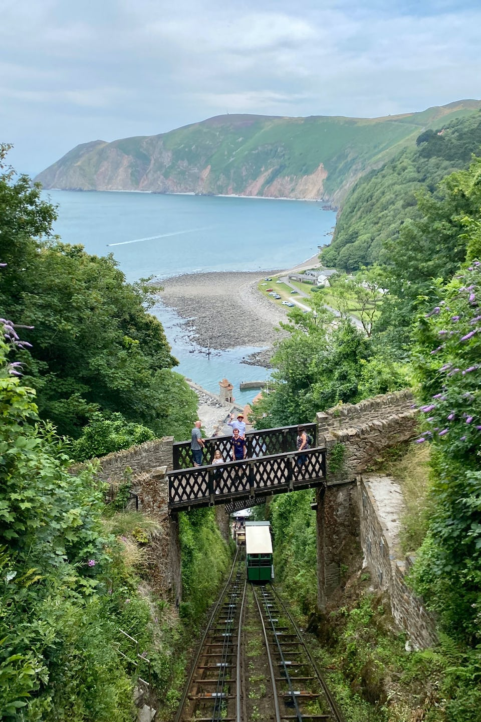 Lynton and Lynmouth Clifftop Railway