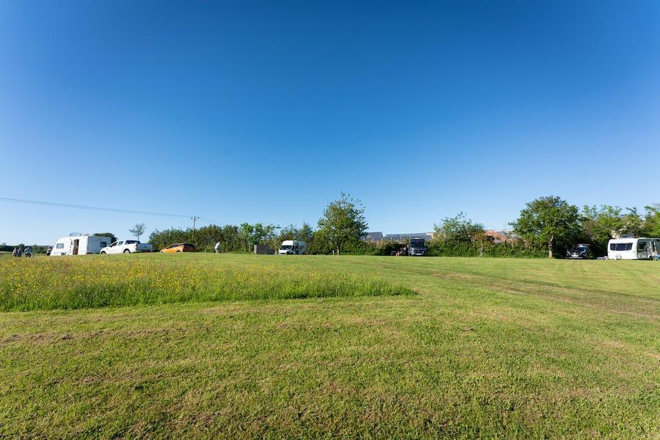 Steadway Farm CL - Exmoor - Caravan and Motorhome Club