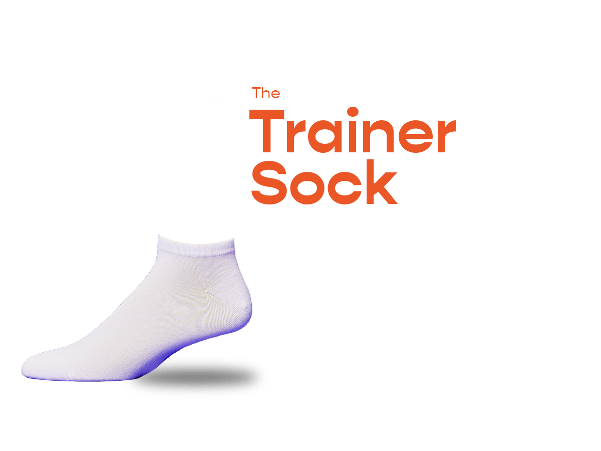 The Trainer Sock
