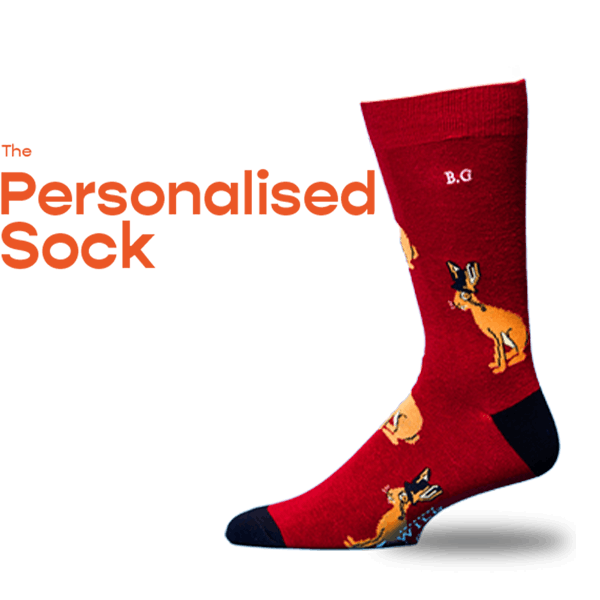 The Personalised Sock