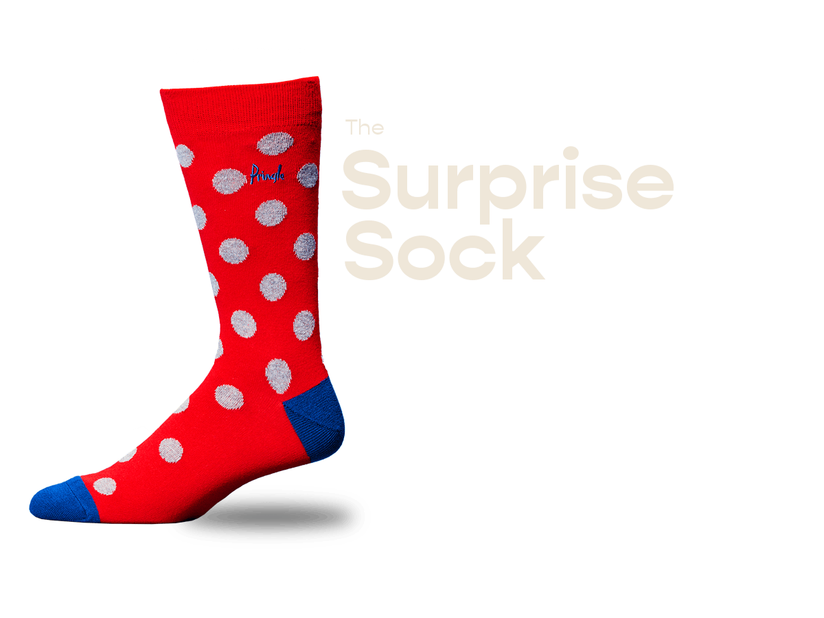 The Surprise Sock